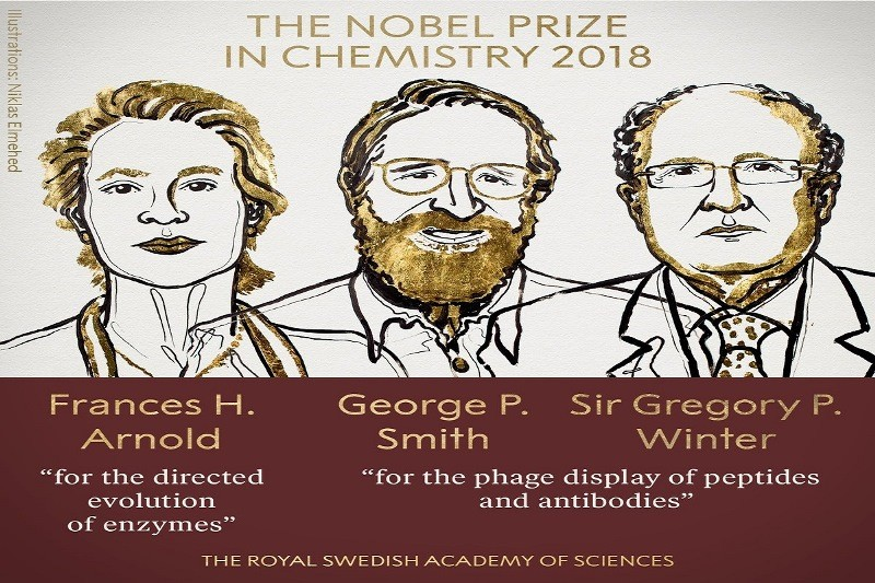 Nobel Prize in Chemistry 2018