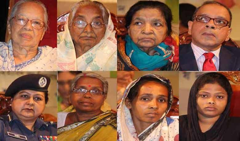 ৮ নারী পেলেন কবি সুফিয়া কামাল সম্মাননা -২০১৫