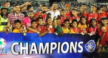 ২০১৫ সাফ অনূর্ধ্ব-১৬ চ্যাম্পিয়ন বাংলাদেশ