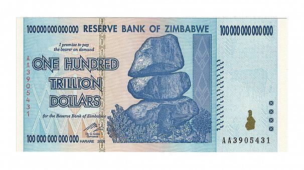 মার্কিন ডলারের মূল্যমানের বন্ড নোট চালু করছে জিম্বাবুয়ে
