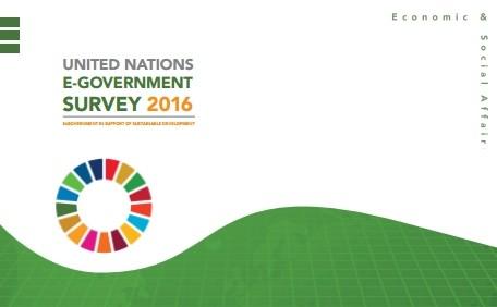 জাতিসংঘ ই-গভর্নমেন্ট উন্নয়ন সূচক ২০১৬: বাংলাদেশ ১২৪তম