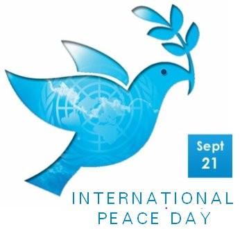২১ সেপ্টেম্বর: আন্তর্জাতিক শান্তি দিবস