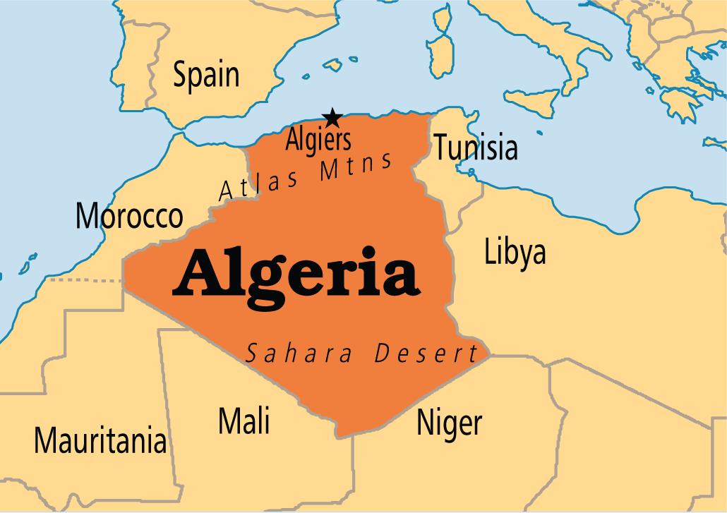 ২৩ বছর পর আলজেরিয়ায় দূতাবাস চালু করছে বাংলাদেশ