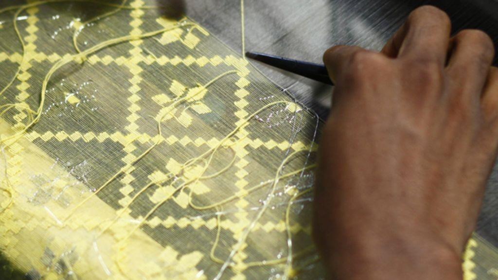 বাংলাদেশের প্রথম ভৌগোলিক নির্দেশক পণ্য জামদানি