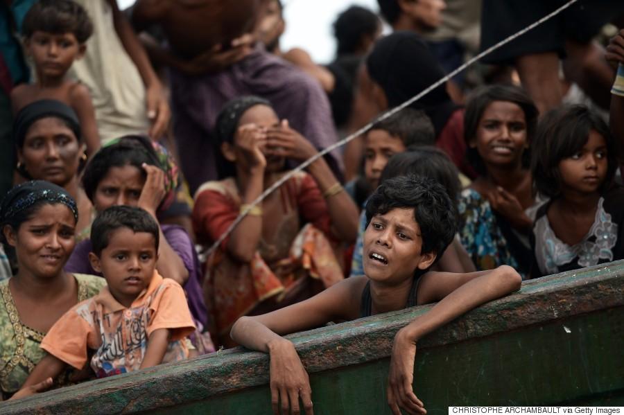 রোহিঙ্গা: দেশহীন মুসলিম জনগোষ্ঠী