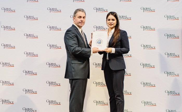 'বাংলাদেশের সেরা ডিজিটাল ইন্টারনেট ব্যাংক' পুরস্কার পেল সিটিব্যাংক