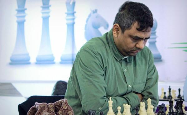 দিল্লি ওপেনে রানারআপ গ্র্যান্ডমাস্টার জিয়াউর রহমান