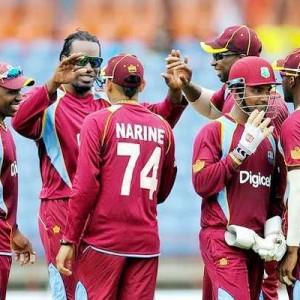 T20 Ranking -এ শীর্ষে ওয়েস্ট ইন্ডিজ